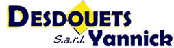 Yannick Desdouets Logo